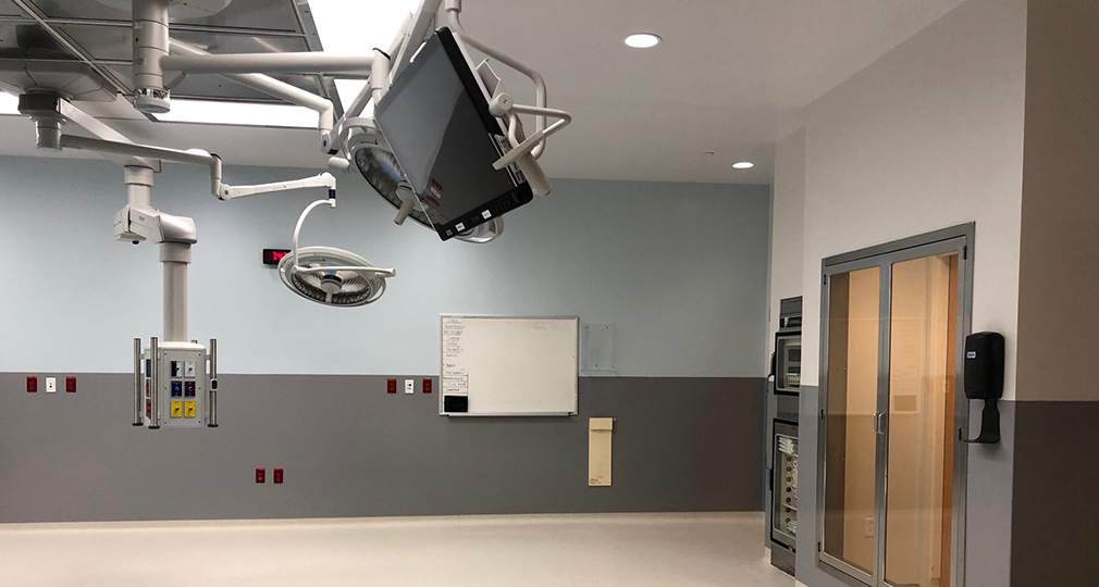 IWK Health Centre Operating Room Upgrades & Renovation