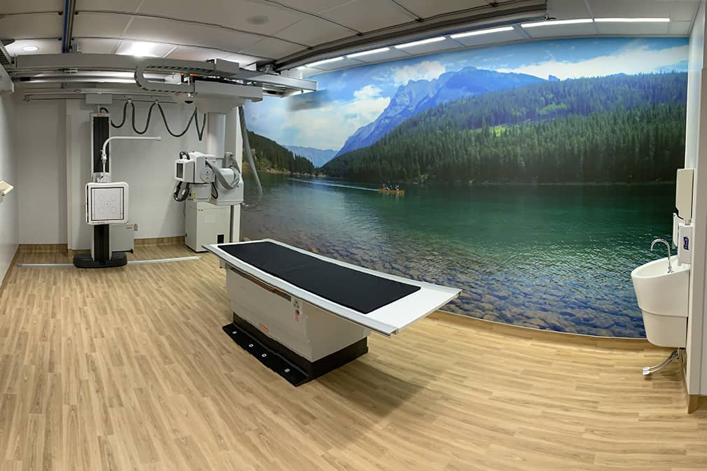 Digital Radiography Fleet Replacements: 8x Systems across 4x Hospital Sites